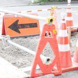 【生活】道路工事いつ終わる?