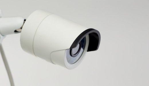 【車】イタズラ対策に防犯カメラ