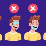 【新型コロナ】マスクを強制された